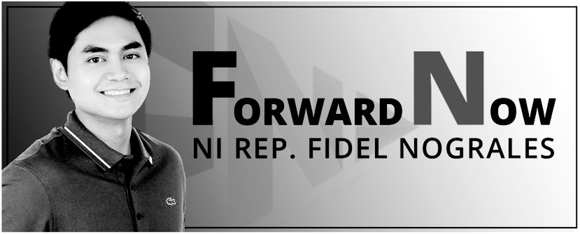 FORWARD NOW