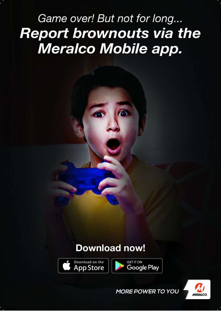MERALCO SUPERMAN A4