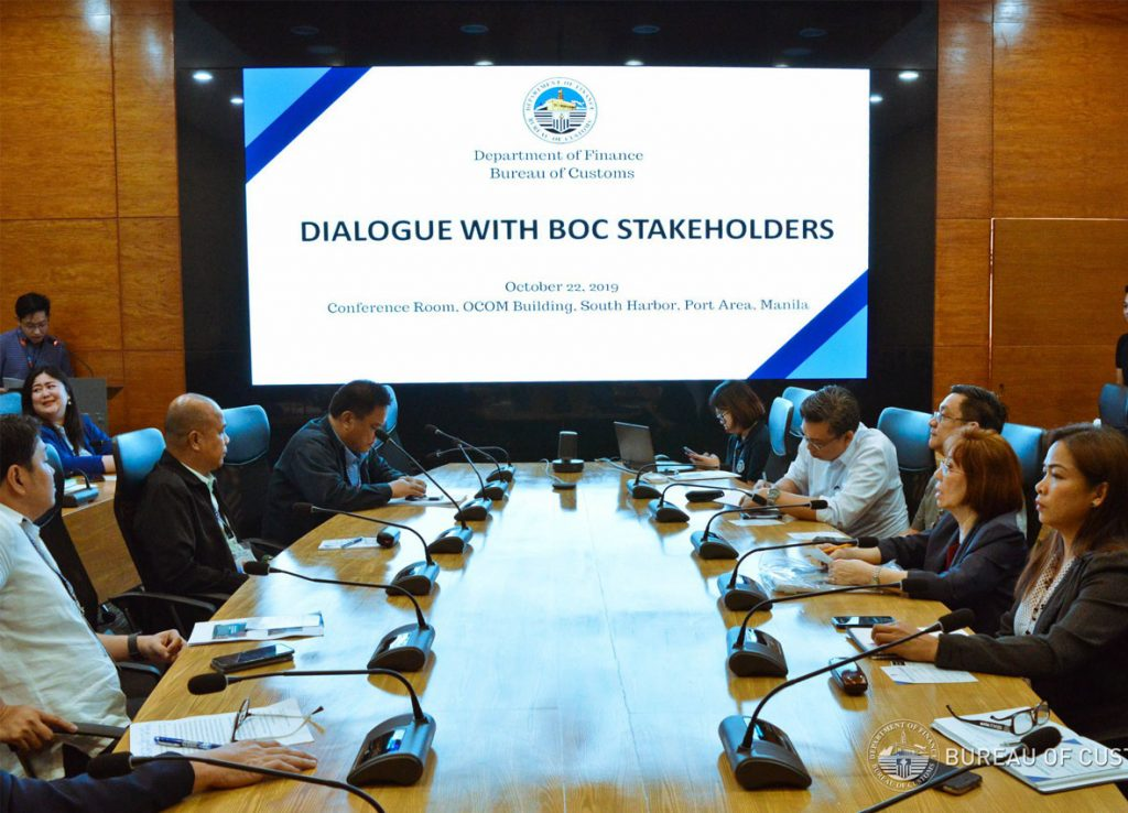 Dialogue with BOC stakeholders