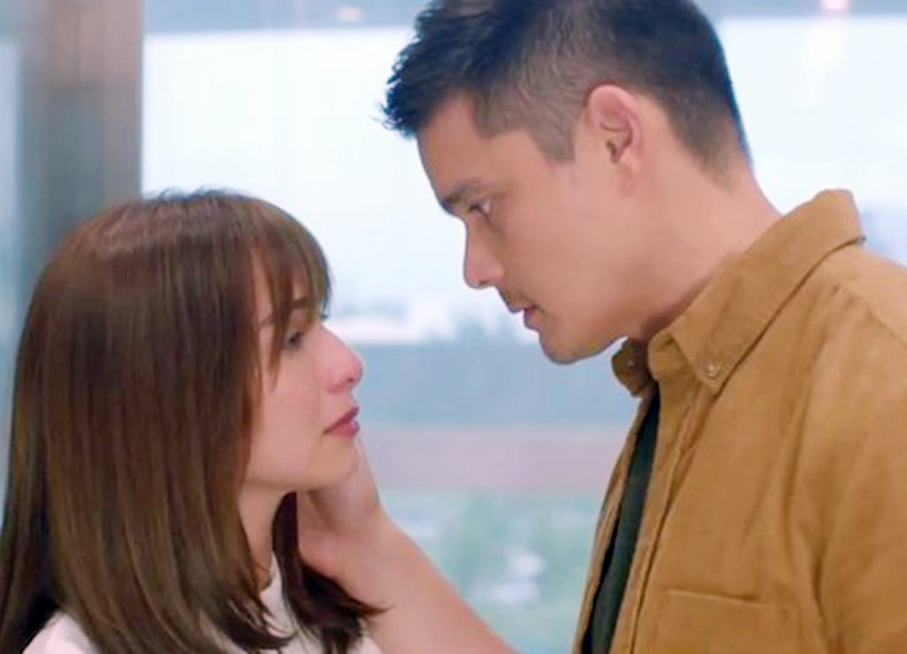Jennylyn Mercado and Dingdong Dantes from Descendants of the Sun Trailer. Screenshot from Youtube/GMA Network